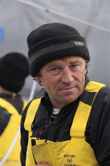 <b>Lionel Lemonchois</b> vainqueur à Londres de La Route du Thé sur Gitana13 en <b>...</b> - Lionel_Lemonchois_gitana13-2